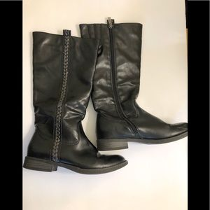 Limelight Black Boots